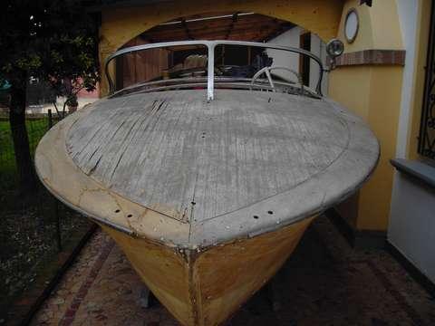 Motoscafo riva for Motoscafo riva aquarama